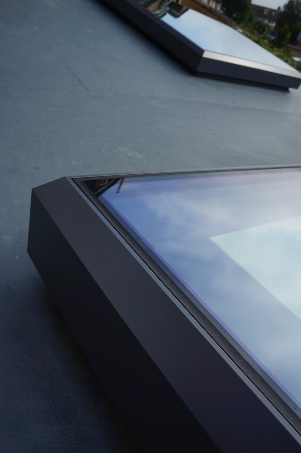 Bespoke Shaped Fixed Skylights