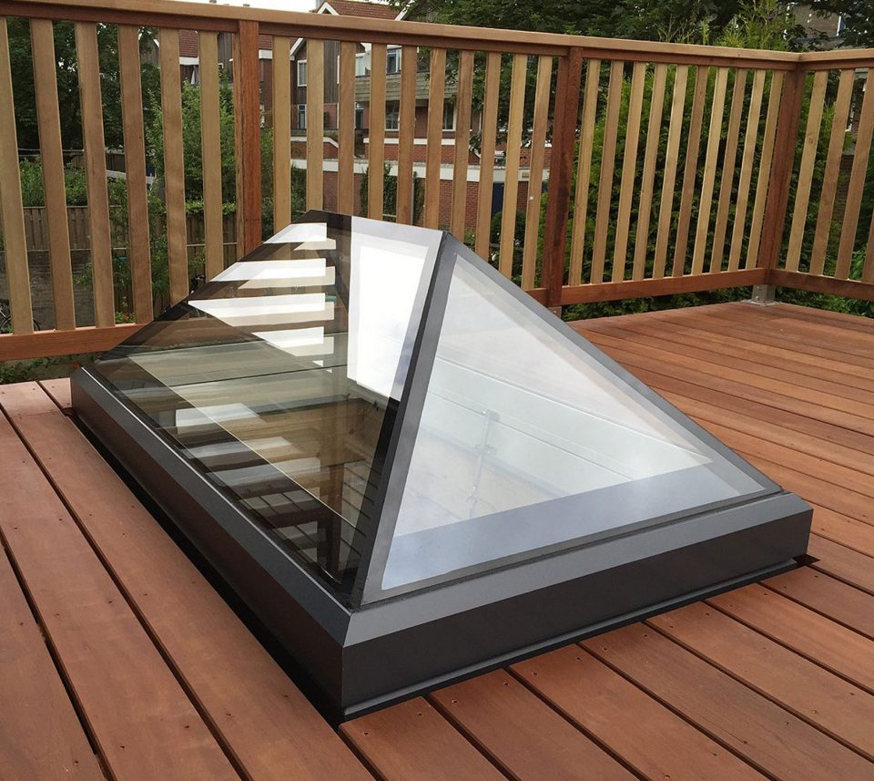 Lantern Rooflight 3 - Scottish Crown Project