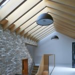 Glass Balustrade and Fixed Multi-Panel Skylight