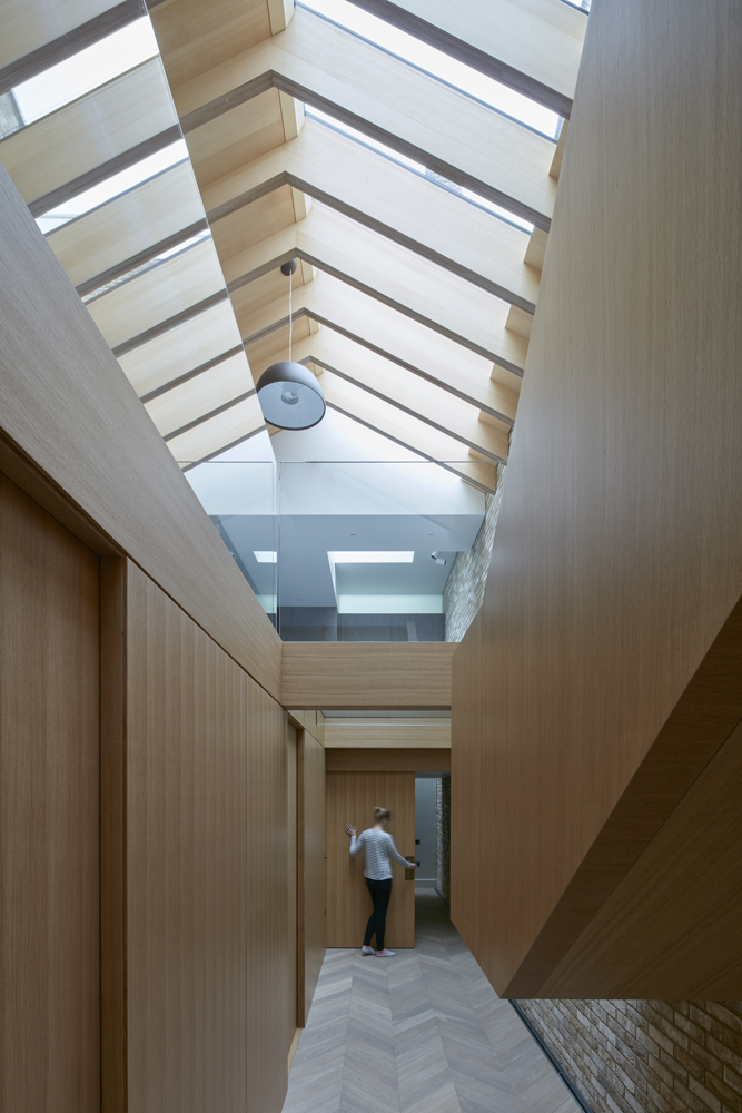 Fixed Multi-Panel Skylight