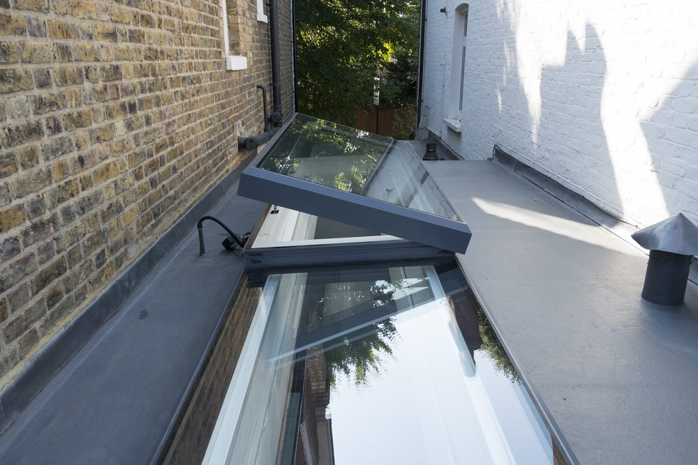 Electric Opening Roof Windows