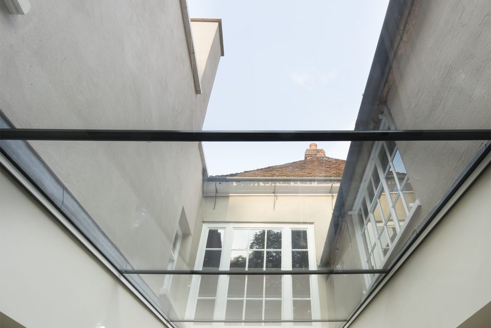Fixed Multi-panel Rooflight