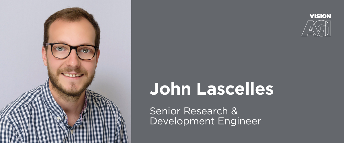 John Lascelles - Senior Research & Development Engineer