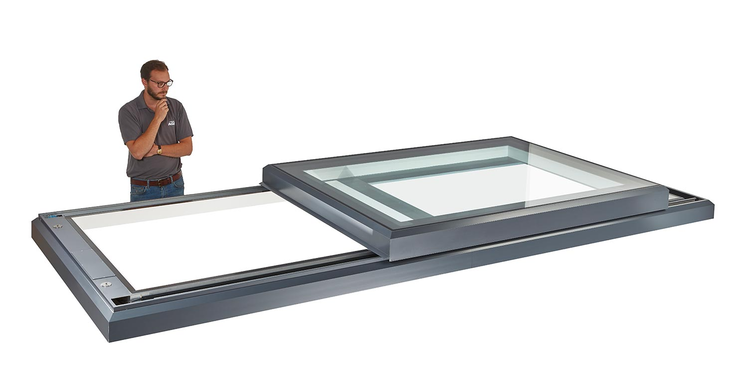 Understanding rooflight performance