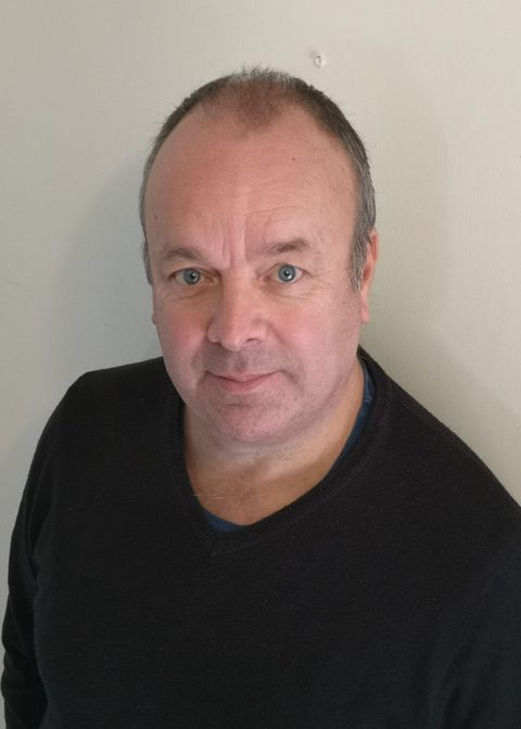 Alan Saxby - Technical Specifications Manager at Vision AGI
