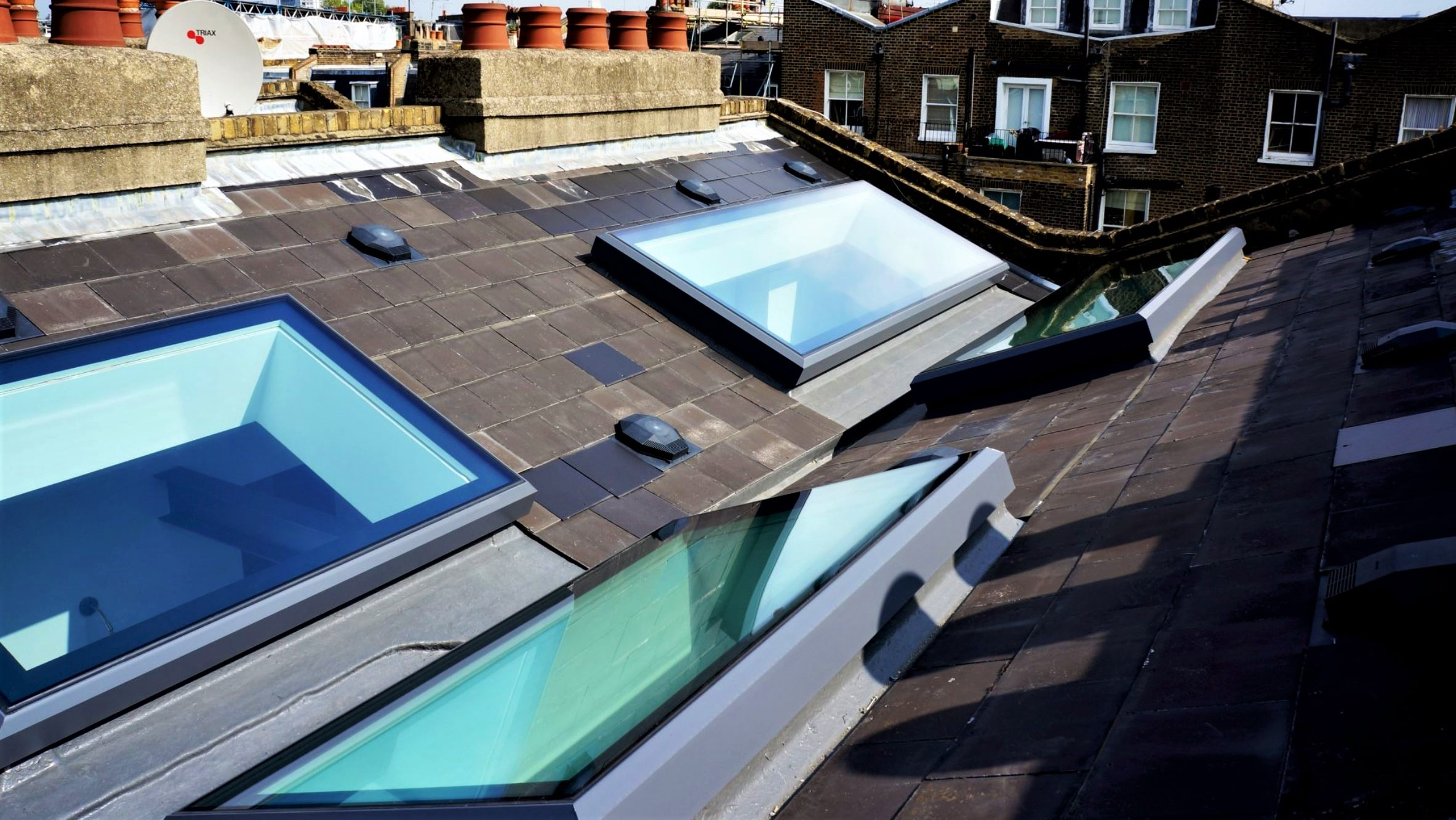 Electric Opening Rooflights